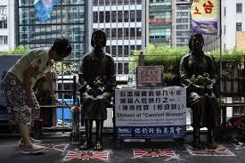 Comfort Women Japan Comfort Women U0027 Memorials Are Alienating Japanese Public San