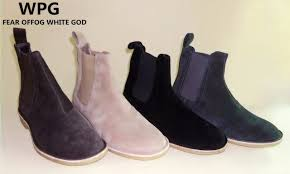 s boots style 2017 style vintage s chelsea boots leather khaki grey