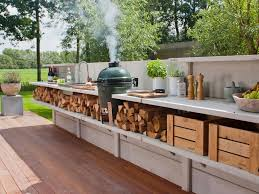 Ideas For Outdoor Kitchen Outdoor Kitchen Awesome Makeovers Design And Outdoor Kitchen