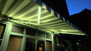 Sunsetter Patio Awning Lights Sunsetter Dimming Led Lights Lateral Awning