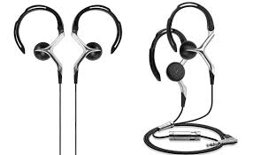 Philippe Starck Presse Citron by Sennheiser Omx 980 High Fidelity Headphones By Bmw Design Is This