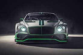 bentley gt3 engine 2018 bentley continental gt3 racer launched road and tracks