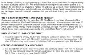 tmobile black friday specials galaxy s7 and s7 edge black friday 2016 deals
