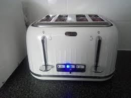 Asda Kettle And Toaster Sets Breville Impressions Vtt476 4 Slice Toaster Home U0026 Garden