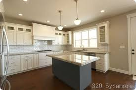 what color walls with white dove cabinets 320 sycamore the kitchen kitchen remodel layout revere