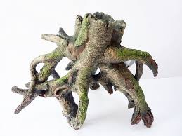 highly detailed aquarium root ornament suitable for all types of