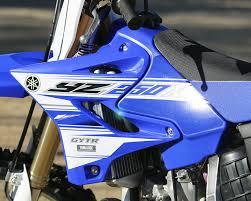 yamaha motocross helmet 2016 yamaha yz250x dirt bike test