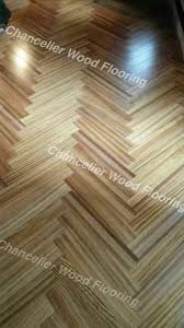 zebra wood flooring project from chancelier flooring