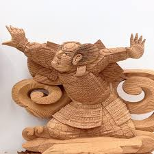 buy wooden sculptures artist dedicates his to preserving traditional japanese