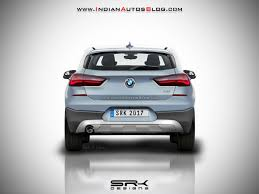 bmw x2 unveiled at a private event world premiere in january 2018