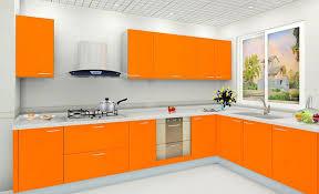 orange kitchen cabinets countertops backsplash trellis ceiling orange corner cabinets