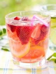 Pink Cocktails For Baby Shower - baby shower drink recipes the flavorful life