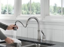 delta leland kitchen faucet kitchen faucets delta kitchen faucet manual modern and stylish