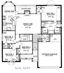 floor plans 1500 sq ft astonishing small house plans 1500 square contemporary ideas