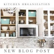 organized kitchen tour w athomewithnikki how to organize your