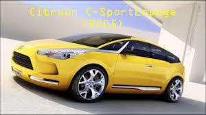 citroen concept citroen concept car parti 2 youtube