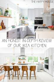ikea kitchen cabinet installation cost an honest in depth review of our ikea kitchen the happy