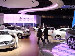 lexus toronto careers file toronto lexus autoshow display jpg wikimedia commons