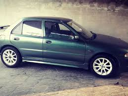 used mitsubishi lancer for sale mitsubishi lancer 1994 used car available for sale in faisalabad