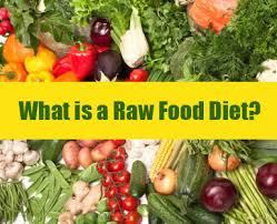 what is a raw food diet black weight loss success