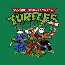 ninja turtles shirts teepublic