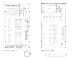 small cafe floor plan design
