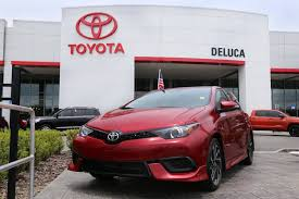 toyota dealer in visit deluca toyota dealer in ocala fl serving the villages