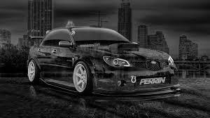 subaru cars black subaru impreza wrx sti jdm tuning crystal city car 2014 el tony