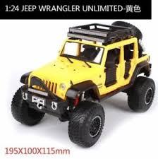 yellow jeep wrangler unlimited maisto 1 24 yellow 2015 jeep wrangler unlimited modified off road