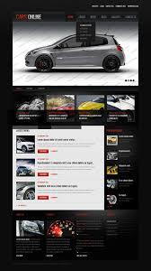 free automotive wordpress theme