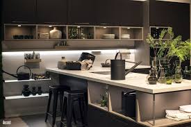 kitchen snack bar ideas kitchens kitchen island with open shelving and a small breakfast