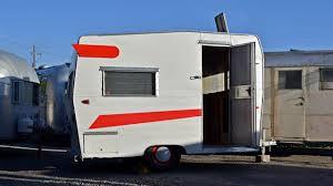 shasta rv floor plans 1970 shasta compact sold vintage trailer restoration