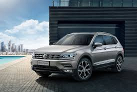 volkswagen suv touareg volkswagen tiguan allspace 7 seater revealed in chinese