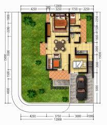 layout ruangan rumah minimalis aneka pilihan contoh denah gambar tata ruang rumah minimalis