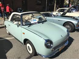 nissan figaro the nissan figaro thought imgur would dig this rare car album on