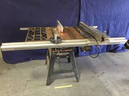 10 Craftsman Table Saw Sears Craftsman 113 299112 Contractor Series Table Saw Has 10
