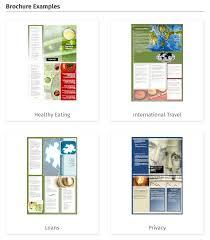 brochure design software brochure designer - Brochure Design Software