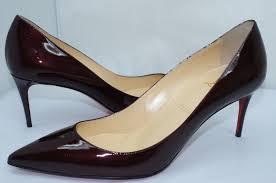 christian louboutin womens shoes decollete 544 pumps size 40 5