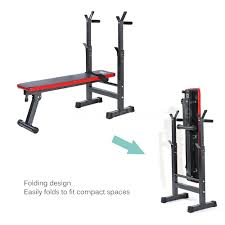 tomshoo weight lifting bench body workout home exercise benches