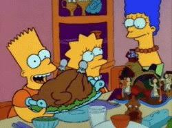 chowdaheads sitting on frog one thanksgiving tv specials
