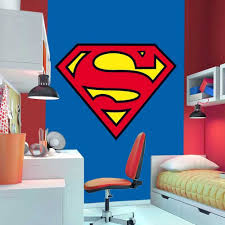 superman peppa pig and other dc comics superman wallpaper great kidsbedrooms the children