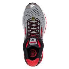 Brooks Cushioning Running Shoes Brooks Men U0027s Ghost 9 Running Shoes High Risk Red Black