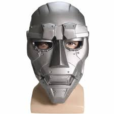 aliexpress com buy xcoser dr doom mask movie fantastic four