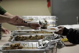 salvation army giving away meals in boston wbur