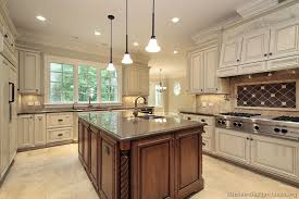 Antique Cream Kitchen Cabinets 27 Antique White Kitchen Cabinets Amazing Photos Gallery Dark