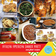 decort cuisine heritage dinner decor and menu ideas