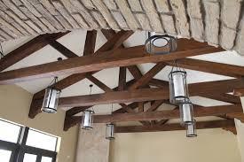 faux wood truss system faux wood beams fake beams ceiling beams