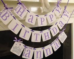 Sofia The First Birthday Decorations Sofia Birthday Party Etsy