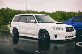 jeep wrangler stanced stancenation subaru forester google search slammed rides