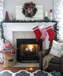 christmas mantel traditional green christmas mantel the turquoise home